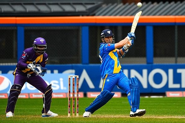 Warne's Warriors complete clean sweep of All-Stars Series