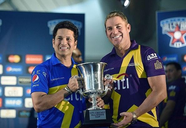 Sachin Tendulkar to team up with Brian Lara for Cricket All-Stars