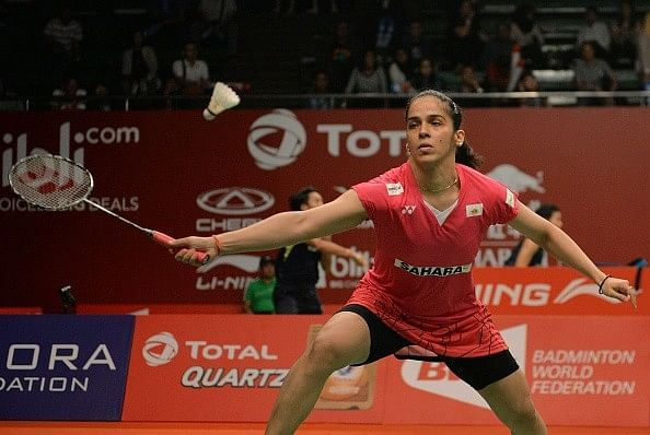 2015 China Open Superseries Premier: Saina Nehwal storms into the final