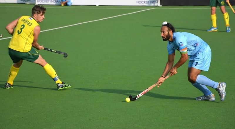 Hockey: India and Australia settle first test on a draw