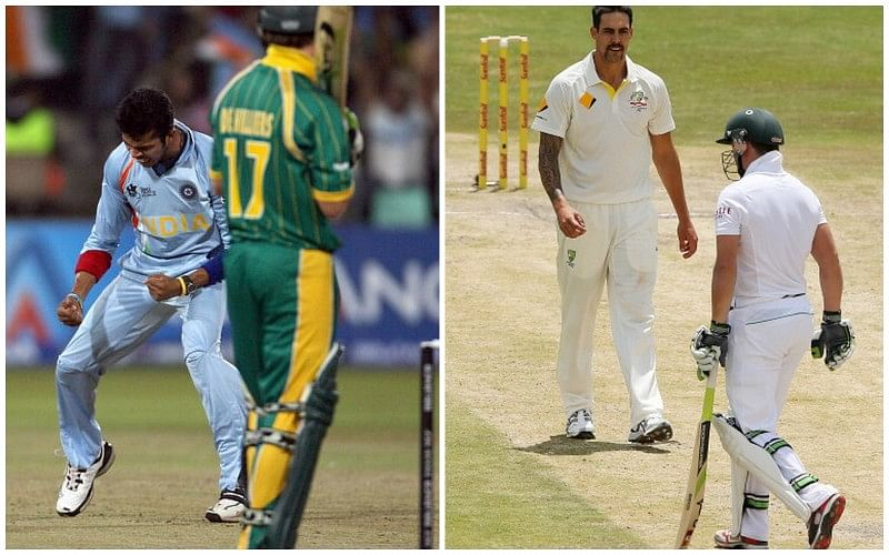 Five bowlers who got the better of AB de Villiers