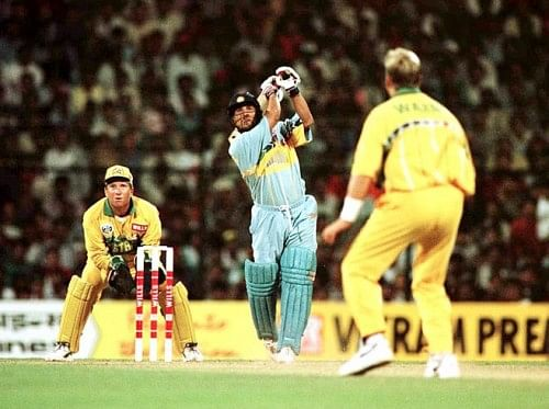 Reminiscing Sachin's ODI heroics against Australia