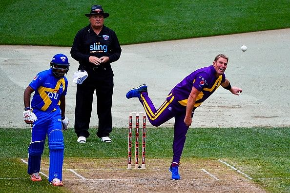 Shane Warne hopes to see more countries at the World Cup