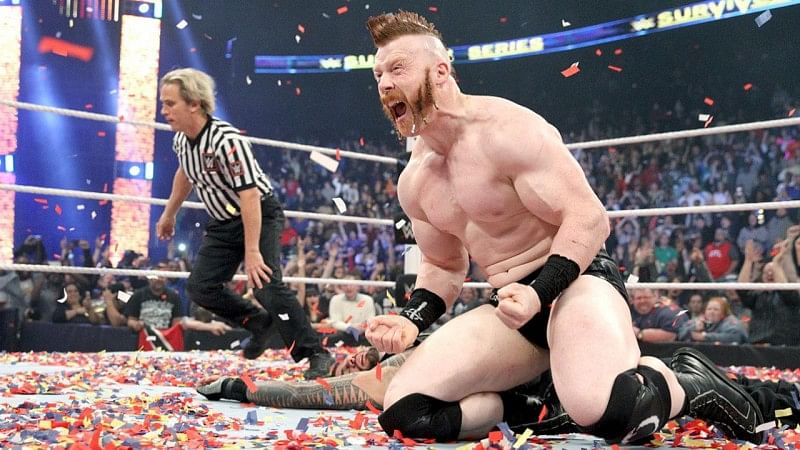 Sheamus - ESPN highlights, What happened after SmackDown went off-air?