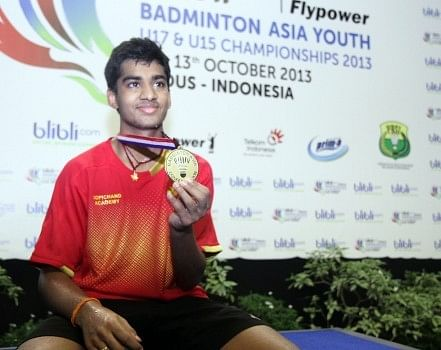 Siril Varma enters final of World Junior Badminton Championships
