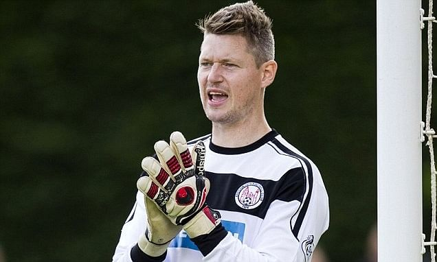 Brechin City goalkeeper makes 80 mile journey to wrong stadium!