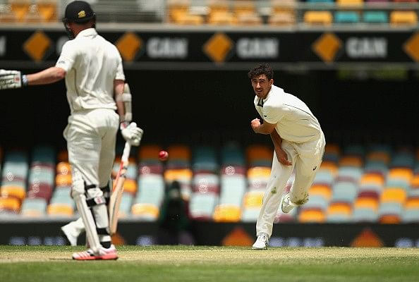 Starc fined half of his match fees for misconduct