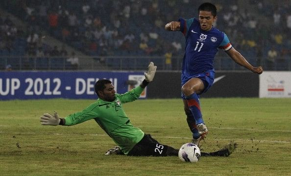 Chhetri pleads Bengaluru to back the Blues versus Guam