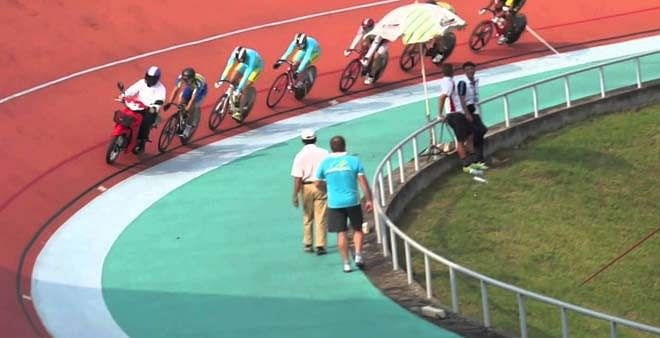 ndian cyclists confident of making a winning start in the Track Asia Cup 2015 tomorrow