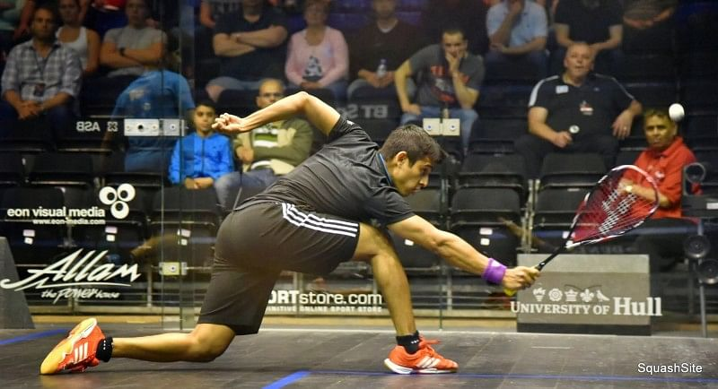 Analysis of the Hong Kong Open draws for Indian squash players
