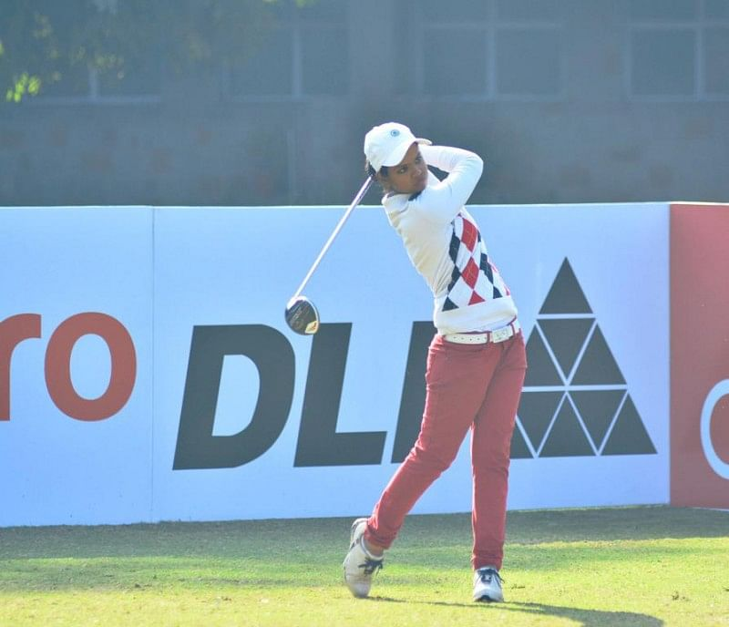 Vani Kapoor races to early lead at final leg of Hero Women's Professional Golf Tour 2015