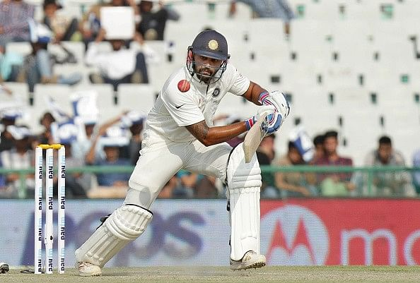 India vs South Africa: 3rd Test, Day One - Indian batsmen falter on turning track