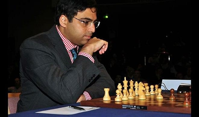 Viswanathan Anand held to a draw at Bilbao Masters