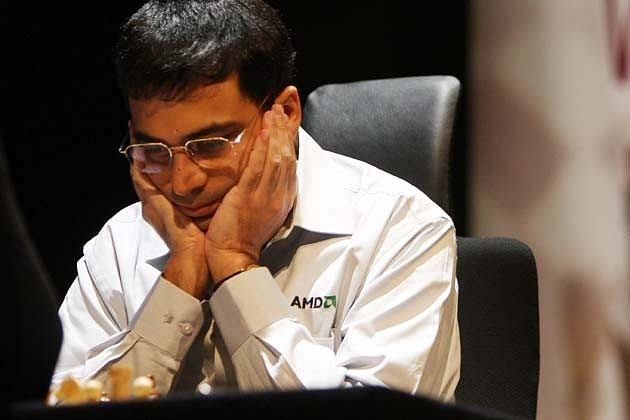 Viswanathan Anand finishes third in Bilbao Masters Final