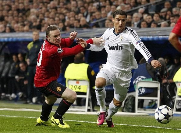Cristiano Ronaldo and Wayne Rooney - Two divergent paths of Manchester United's prodigal sons