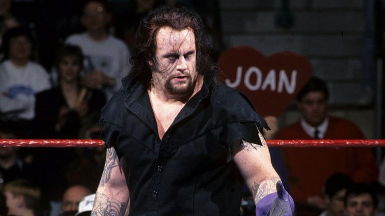 Top 5 Survivor Series moments of The Undertaker