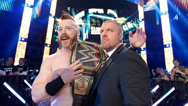 Sheamus is the Right champion to weather the storm