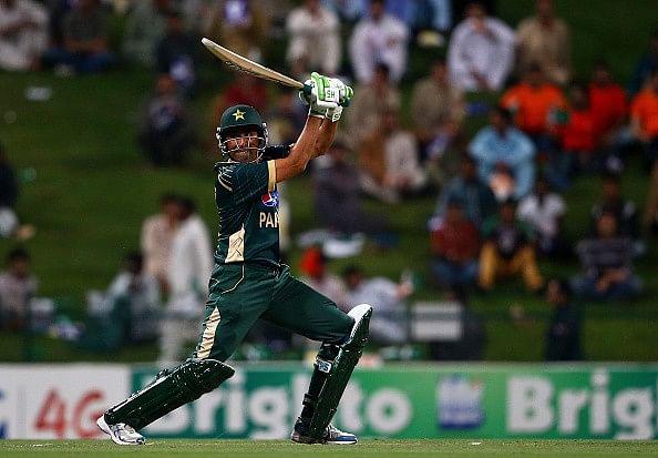 Younus Khan announces retirement from ODI cricket