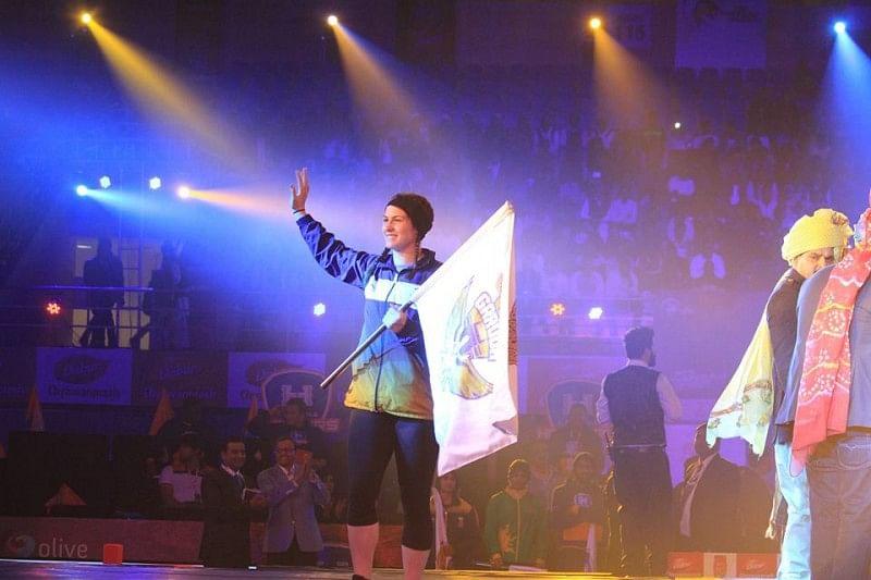'Indian wrestlers a work in progress', says Mumbai Garuda captain Adeline Gray