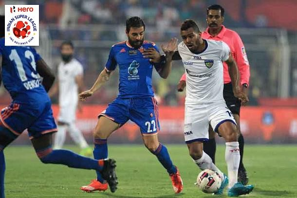 Midfield - ISL Team of the Week – Round 11