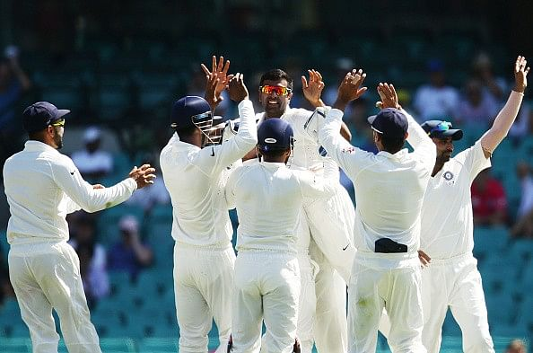 2015 - A memorable year for Indian Test Cricket