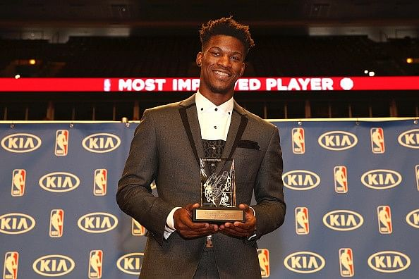 NBA 2015-16: Top 5 early contenders for the Most Improved Player Award