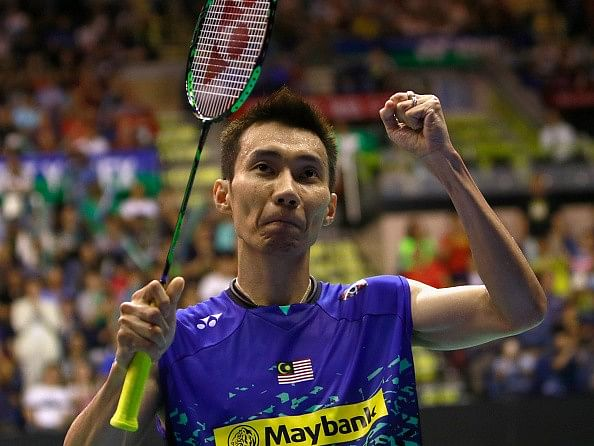 Lee Chong Wei 2015
