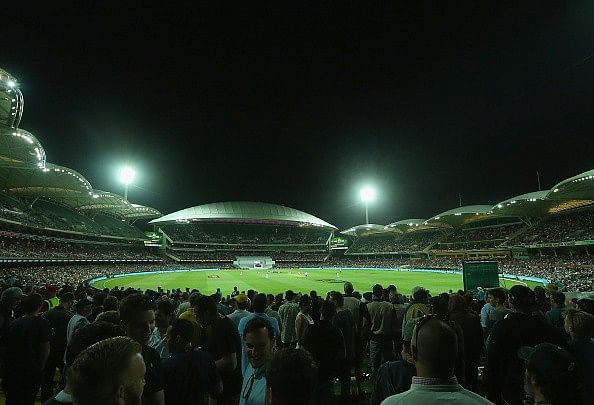 David Richardson hails successful debut for day/night Test cricket