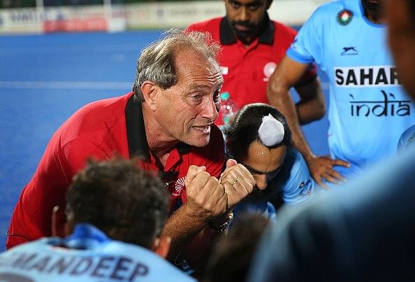 India not only team to suffer from inconsistency: Coach Roelant Oltmans
