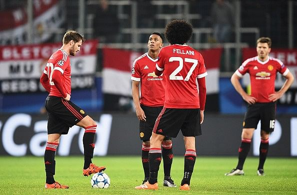 Who Said What: The World reacts to Manchester United's elimination from the UEFA Champions League