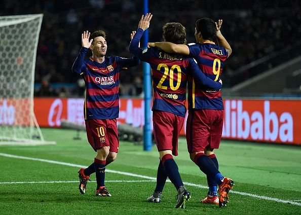 Records broken as Barcelona defeat River Plate Club 3-0 to win Club World Cup
