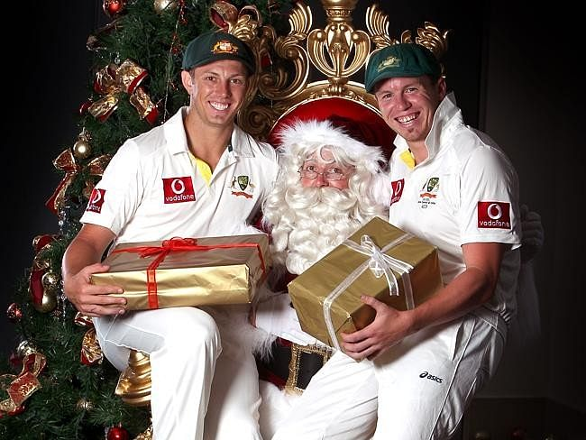 Christmas Special: 10 rare photos of cricketers celebrating Christmas