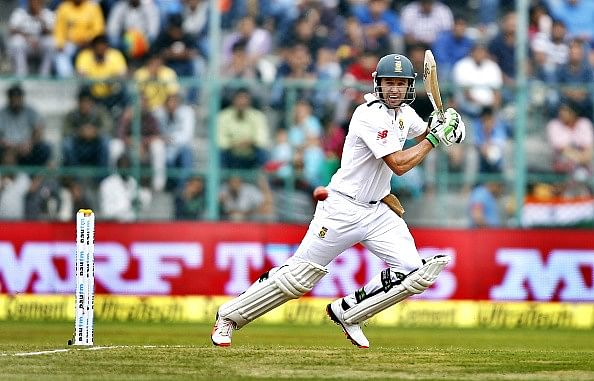 AB de Villiers in Tests: Statistical Analysis