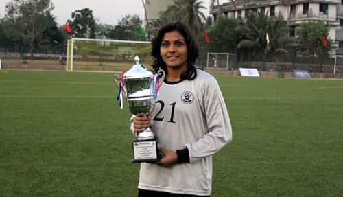 Indian women's footballer Aditi Chauhan faces potential deportation over visa extension issues