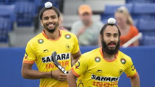 Indian hockey forward Akashdeep nominated for FIH Rising Player of the Year award, looks forward to HIL