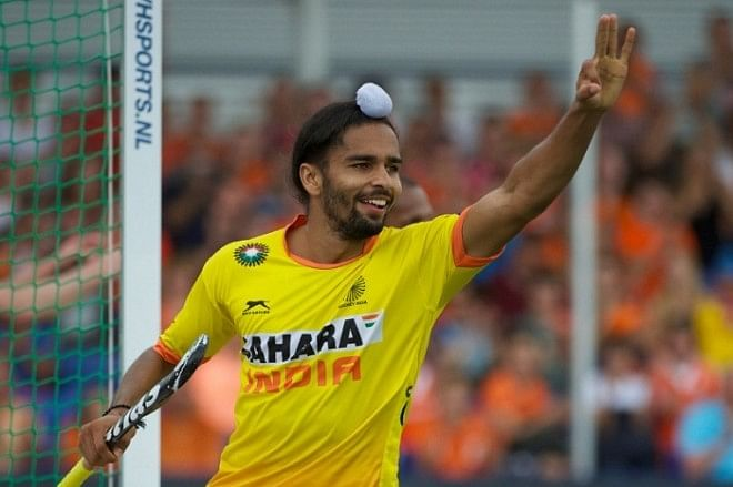 Star Forward Akashdeep Singh in contention for FIH Rising Star of the Year Award