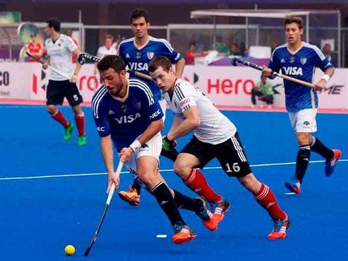 Hero Hockey World League Finals results