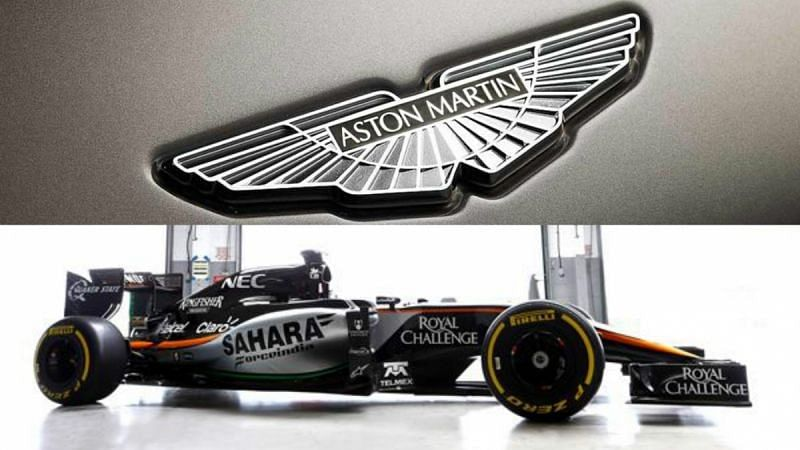 Aston Martin-Force India deal suffers a huge blow ahead of the 2016 season