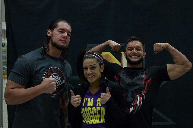 Bayley and Balor are said to be shoo-ins on to the main roster soon