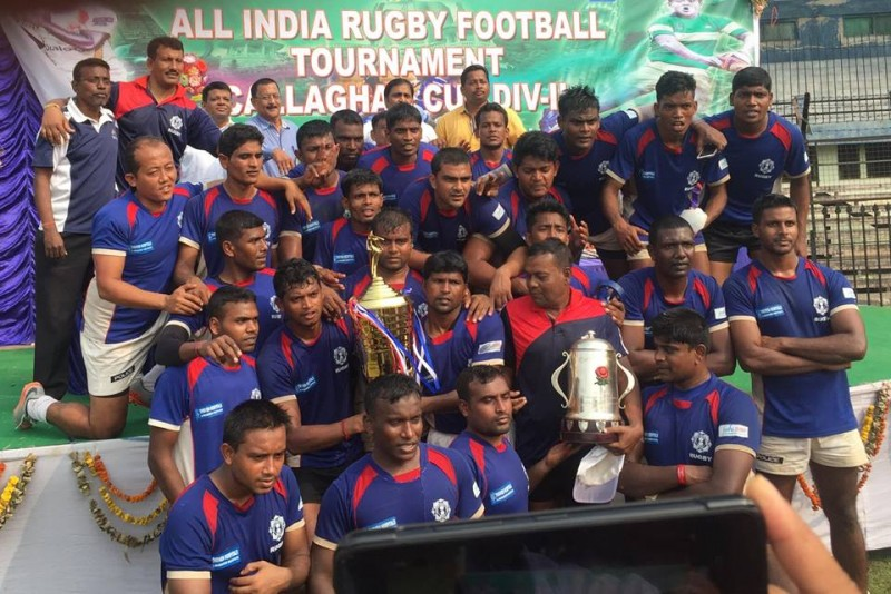 2015 Callaghan Cup: Sgt Institute clinch title in emphatic fashion