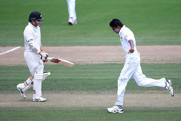 Chameera's five-for hands Sri Lanka the advantage on Day 2