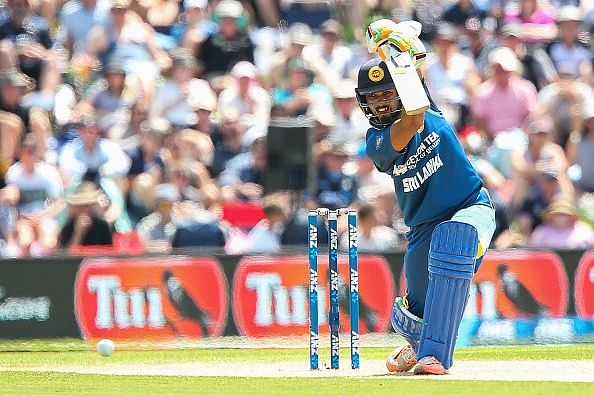 Dinesh Chandimal to replace Lasith Malinga as stand-in T20 captain