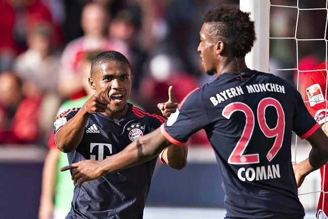 Can Douglas Costa and Kingsley Coman succeed Robben and Ribery at Bayern Munich?