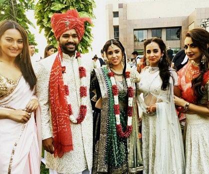 10 Best Images: Rohit Sharma weds Ritika Sajdeh