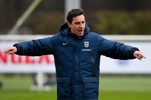 Valencia appoint Gary Neville as new manager until the end of the season