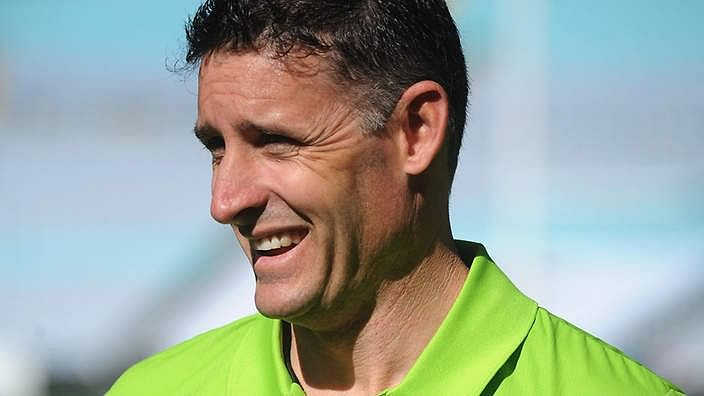 Michael Hussey laughs off talk of comeback to Australia squad
