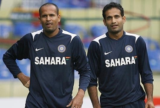 Irfan, Yusuf Pathan recollect their youth cricket days
