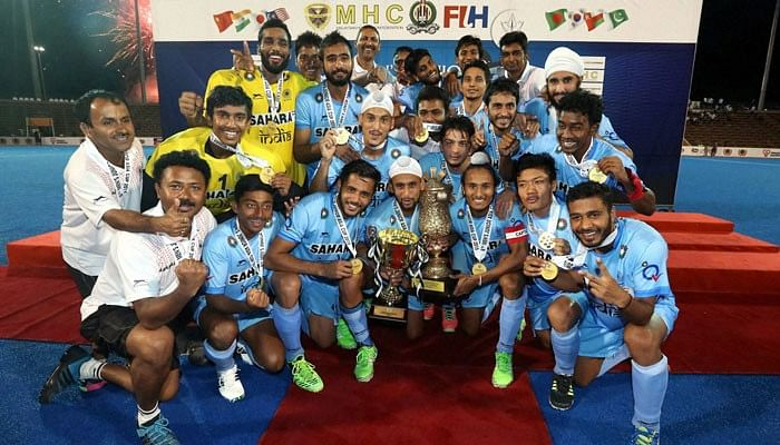 5 young Indian hockey players who can break into the senior side for Rio 2016