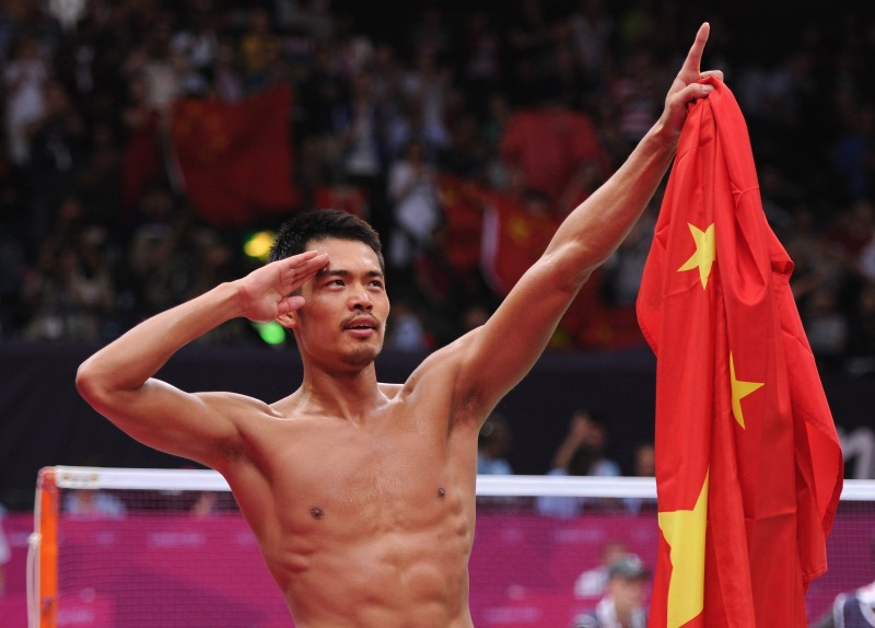 A tribute to Lin Dan: the God of Badminton