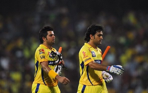What does the future hold for Mahendra Singh Dhoni and Suresh Raina in the Indian Premier League?